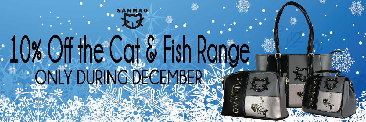 December Cat and Fish Range
