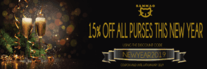 New Year Eve Purse Sale